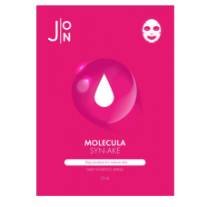 Тканевая маска для лица со змеиным пептидом J:ON Molecula Syn-Ake Daily Essence Mask, 23 гр