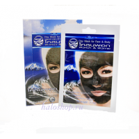 Натуральная маска на основе глины для лица и тела Nual Anong  Clay Mask for Face and Body, 10 гр