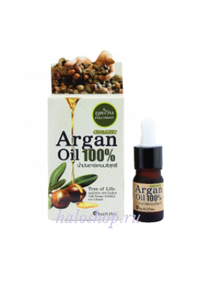 Аргановое масло Phutawan Organic Argan Oil 100%, 5 ml